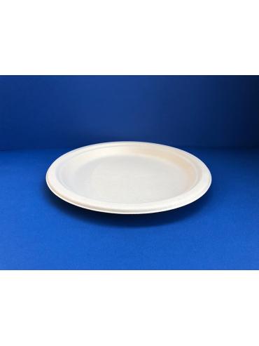 Plato Bio Compostable 17 cms (1x1000u)
