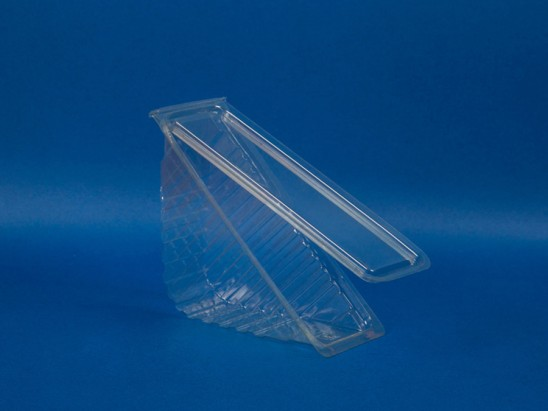 Contenedor Sandwich Triangular tapa plana lateral (1x375u)