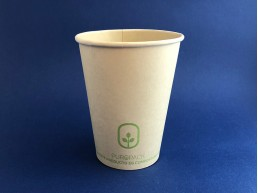 Vaso Compostable Bamboo PLA 12 oz (1x1000u)