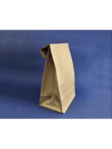 Bolsa Papel Delivery fondo cuadrado L (1x500u)