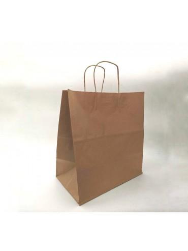 Bolsa Papel Delivery con Manilla 34x39x17 (1x200u)