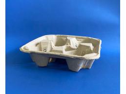 Porta Vasos Eco 4 cavidades (1x300u)