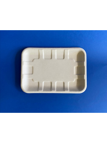 Bandeja Compostable 20 cms (1x500)