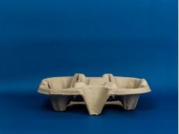 Porta Vasos Eco 2 cavidades (1x600u)