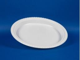 Plato Plastico 220 mm.diam. (1x1500u)