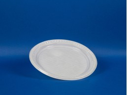 Plato Tallado Blanco 150 mm (1x3000u)