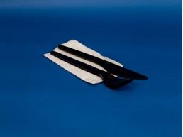 Tenedor Negro (1x1000u)